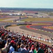 Formula One US Grand Prix Claims Weekend Best-Selling Spot