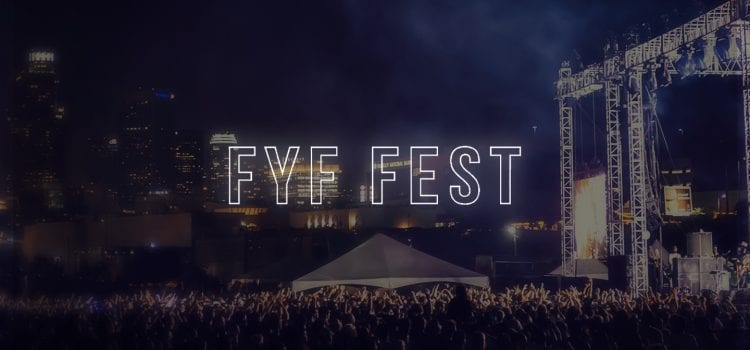 FYF Festival Cancelled After Ticket Sales Plummet