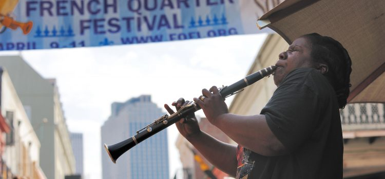 New Orleans Jazz Festival headlines Tuesday Tickets on Sale