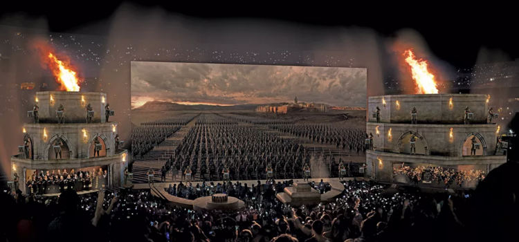 'Game of Thrones' Concert Experience Headlines Weekend Tickets On Sale