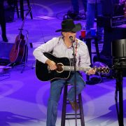 George Strait, Playoff Football Headline Hot Ticket Market