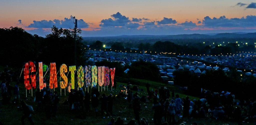Glastonbury Festival Tickets Sell Out After Resale