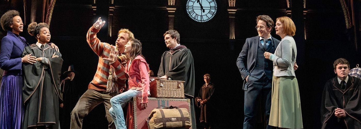 'Harry Potter,' 'The Band's Visit' Take Home Top Awards At The Tonys