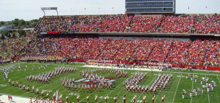 Iowa State Breaks Football Season Ticket Sales Record