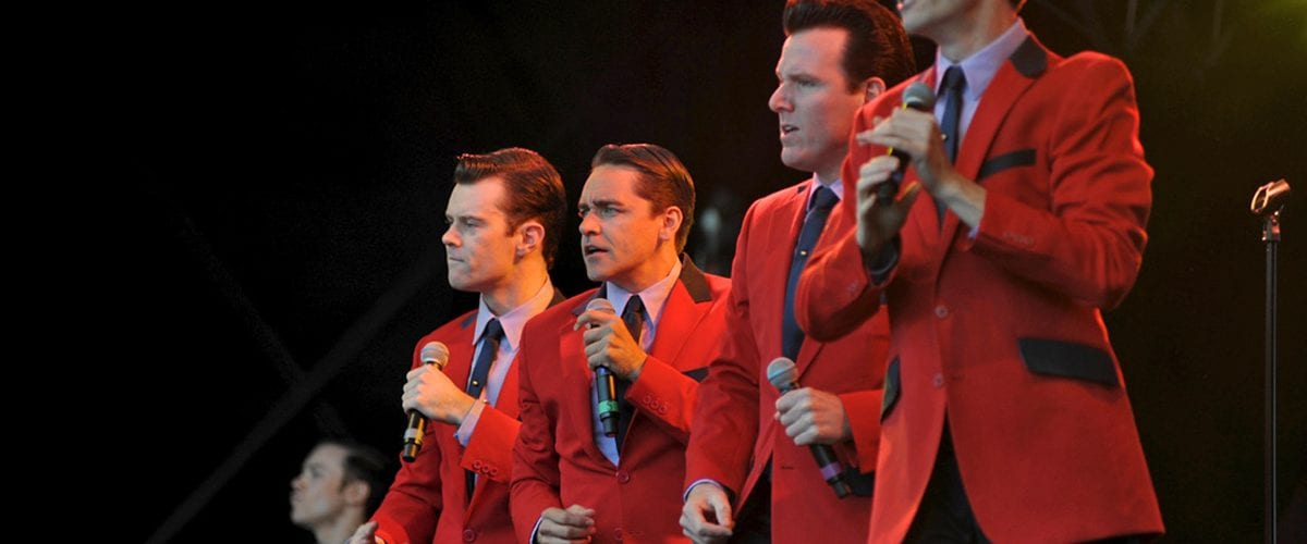 Jersey Boys Leads Theater-Filled Tuesday Onsales