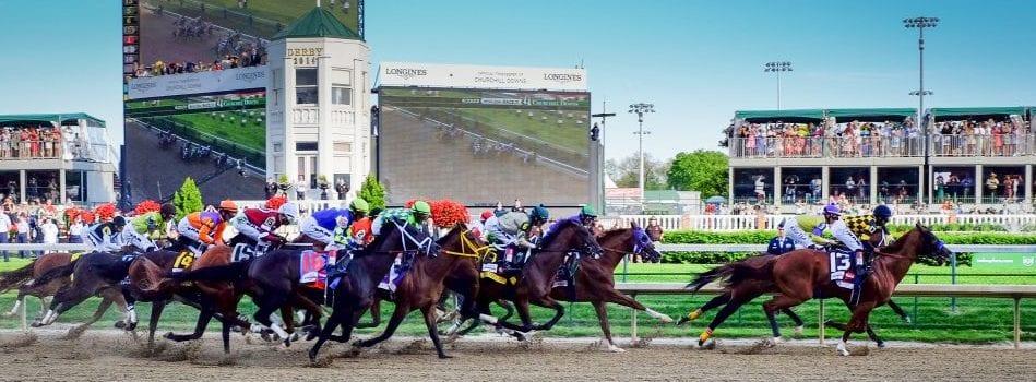 Kentucky Derby Takes Top Spot Among Mid-Week Best-Sellers