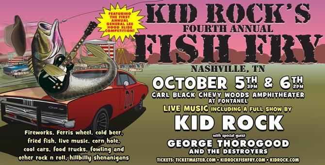 Kid Rock Dates