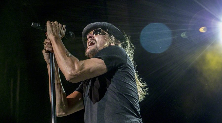 Mobile Ticket Malfunction Delays Entry for Kid Rock Fans