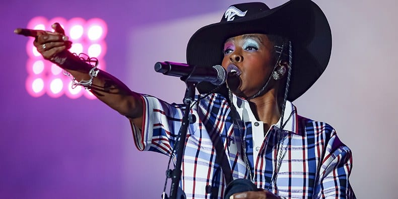 Ms. Lauryn Hill Cancels Multiple Dates On Tour Due To 'Production Issues'