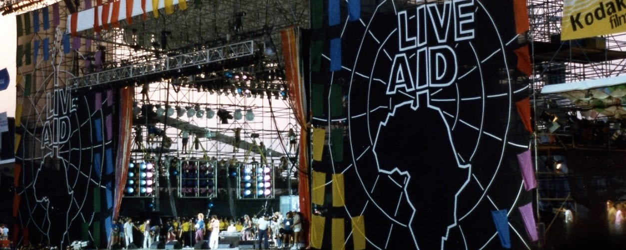 Global Citizen Presents Live Aid-Style Concert For 2020