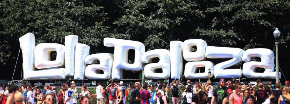 Lollapalooza Music Festival Takes Over Tuesday Best-Sellers