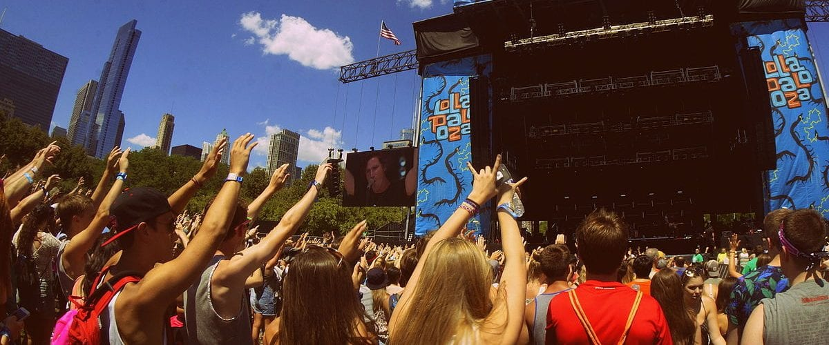 16-year-old Boy Dies At Final Day of Chicago's Lollapalooza