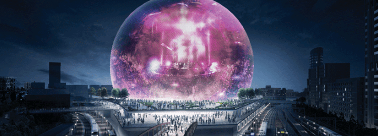 MSG Sphere London To Feature 360-Degree Sound, Augmented Footage