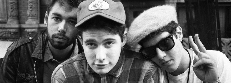 Beastie Boys Announce Event Tour In Support Of Upcoming Book