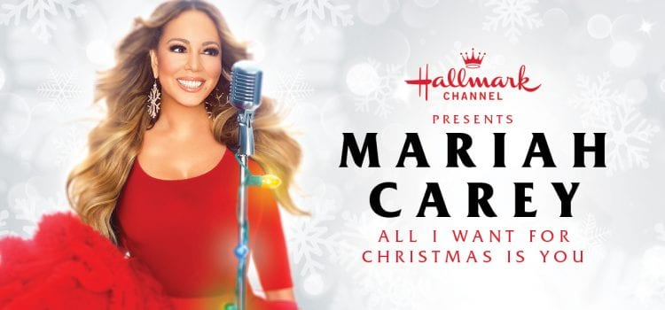 Mariah Careys All I Want For Christmas Is You.Mariah Carey Plots All I Want For Christmas 25th