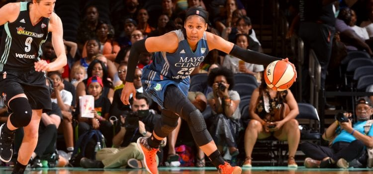 WNBA To Donate Portion Of Ticket Sales To Nonprofits For Women