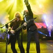 Megadeth Cancel 2019 Tour Following Frontman's Cancer Diagnosis