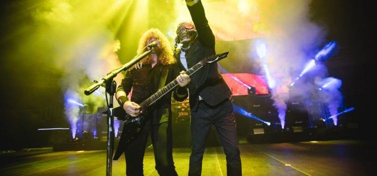 Megadeth Cancel 2019 Tour Following Frontman's Cancer Diagnosis