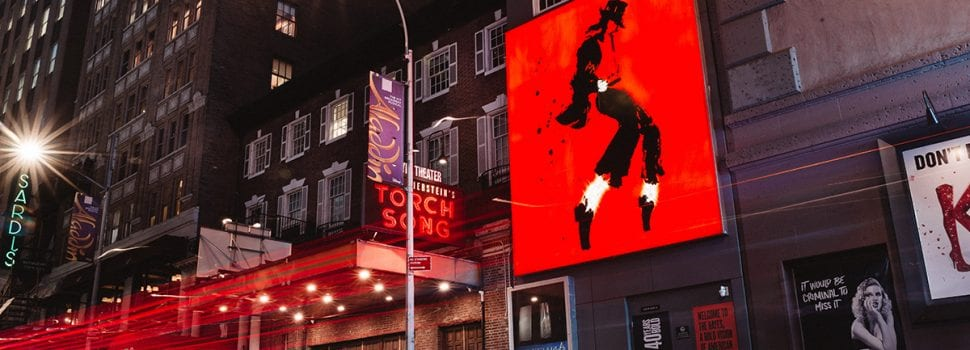 Michael Jackson Musical Pre-Broadway Shows Cancelled In Chicago