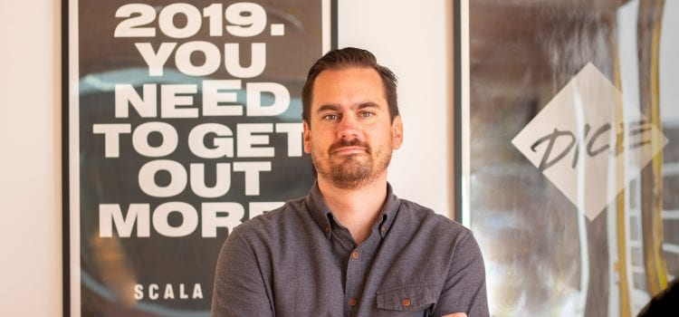 DICE Welcomes Former Eventbrite Partnerships Manager Mike Rogers To The Team