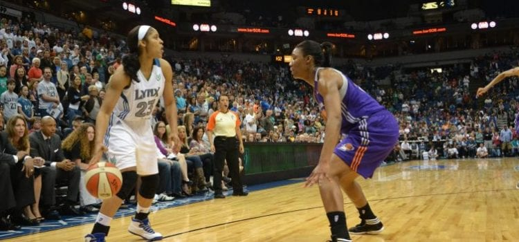 WNBA Leads Sports-Heavy Midweek Onsale Listings