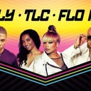 Nelly, TLC, Flo Rida To Join Forces For Summer Amphitheater Tour