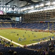 Detroit Lions' New 'Stadium Pass' Gives Fans New Seat Each Game