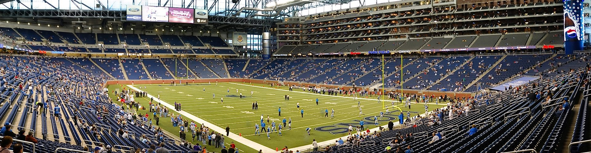 Detroit Lions, 'Chicago The Musical' Among Weekend Tickets On Sale