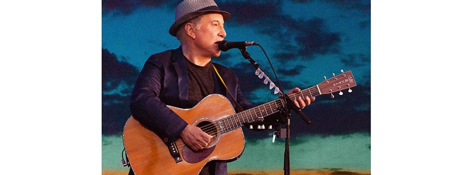 "Paul Simon Announces ""Homeward Bound"" Farewell Tour"