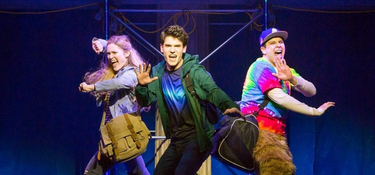 Lightning Thief Musical Coming To Broadway This September