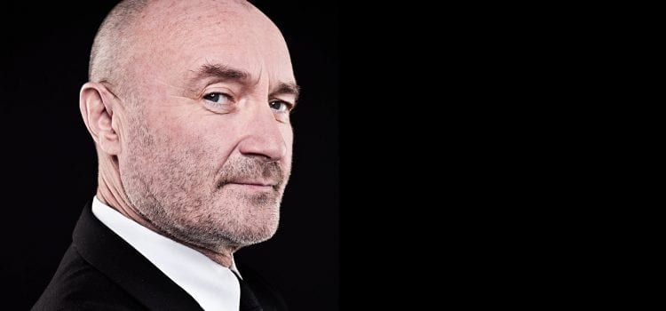 Phil Collins' 'Not Dead Yet' Tour Continues To Dominate Tuesday Best-Sellers