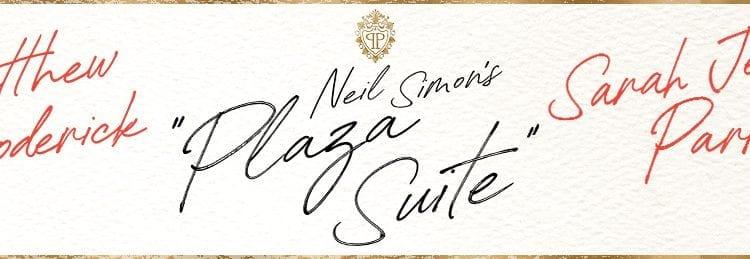 Matthew Broderick, Sarah Jessica Parker To Star in Broadway's 'Plaza Suite'