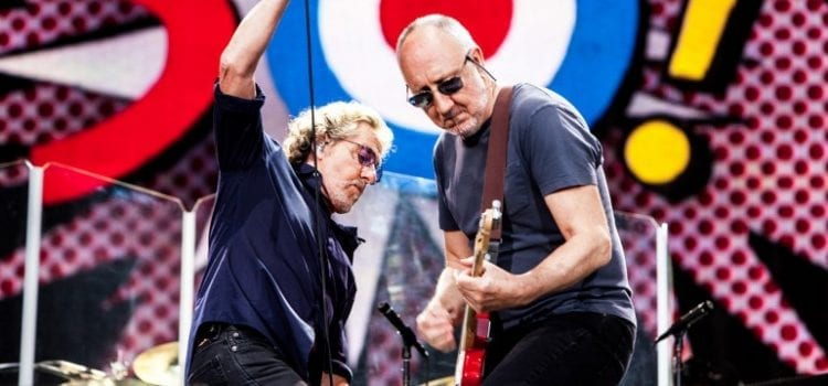 The Who Announce 'Moving On!' U.S. Symphonic Tour