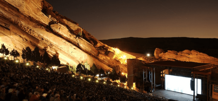 Colorado's Red Rocks Makes Push Towards Digital-Only Ticketing