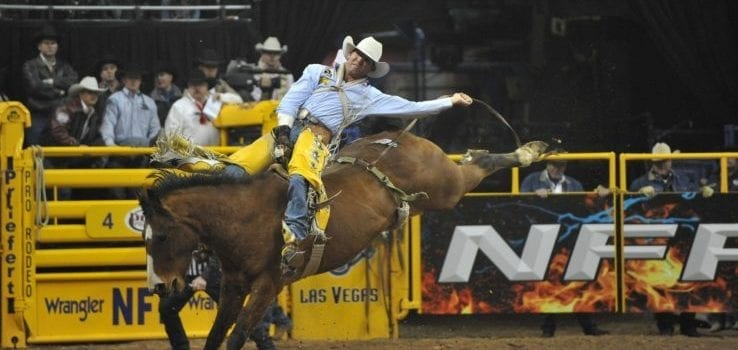 Wrangler National Finals Rodeo Partners With StubHub