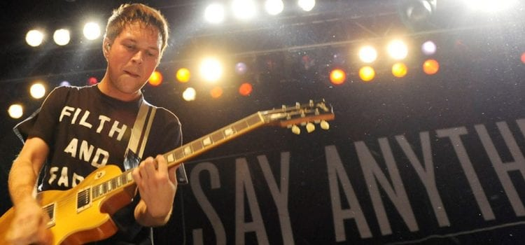 Say Anything Announces Potential Final Album Without Supporting Tour