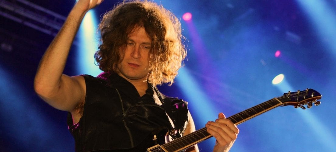 The Killers' Dave Keuning Reveals Debut Solo LP, Tour