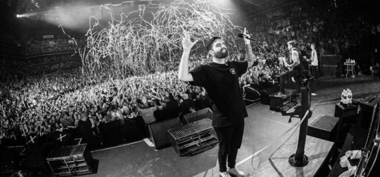 A Day To Remember Announce 'The Degenerates Tour'