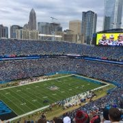 Panthers Fans Frustrated With New Ticket Policy at Preseason Game