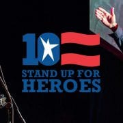 Bruce Springsteen, Eric Church To Headline Stand Up For Heroes Event