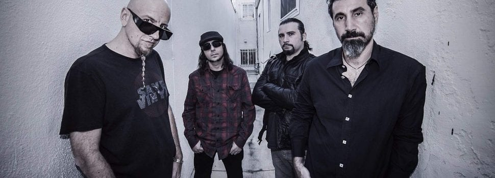 System of a Down Announces First Show In US Since 2015