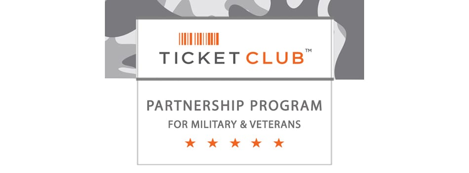 Ticket Club Offers Military and Veterans Free Memberships