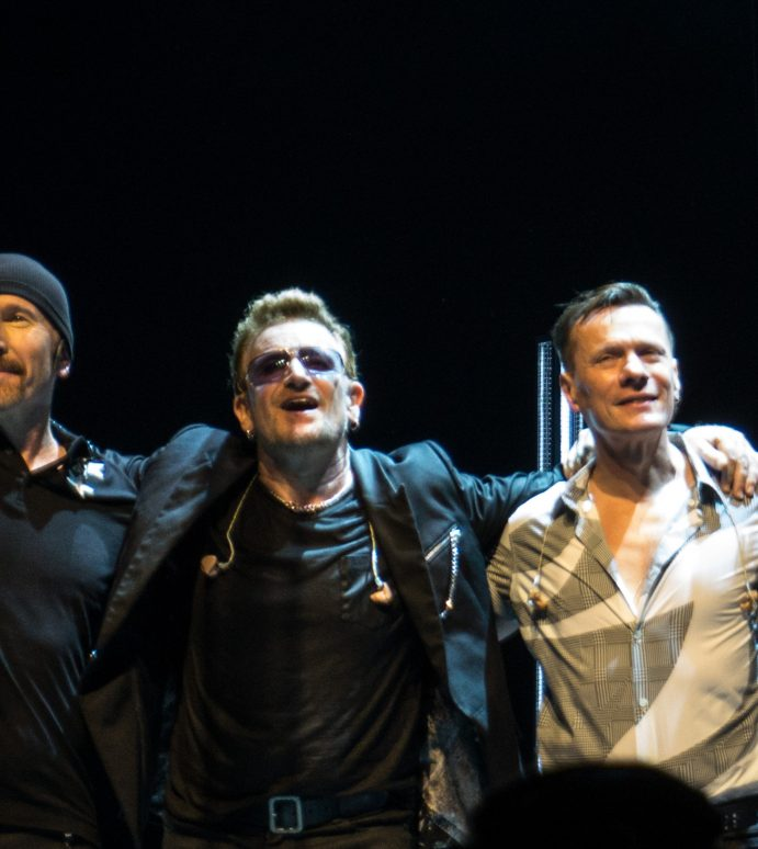 U2 Tour Bundle Boosts a Poorly Reviewed 'Songs of Experience'
