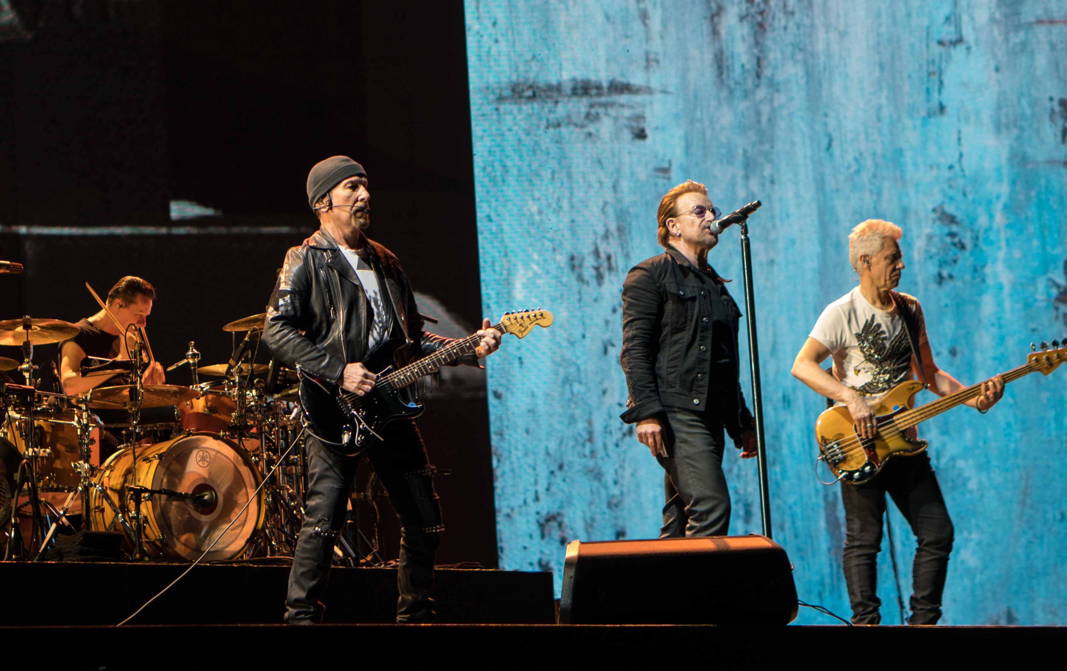 U2 Rocks The Charts For 2017 Top Selling Concerts