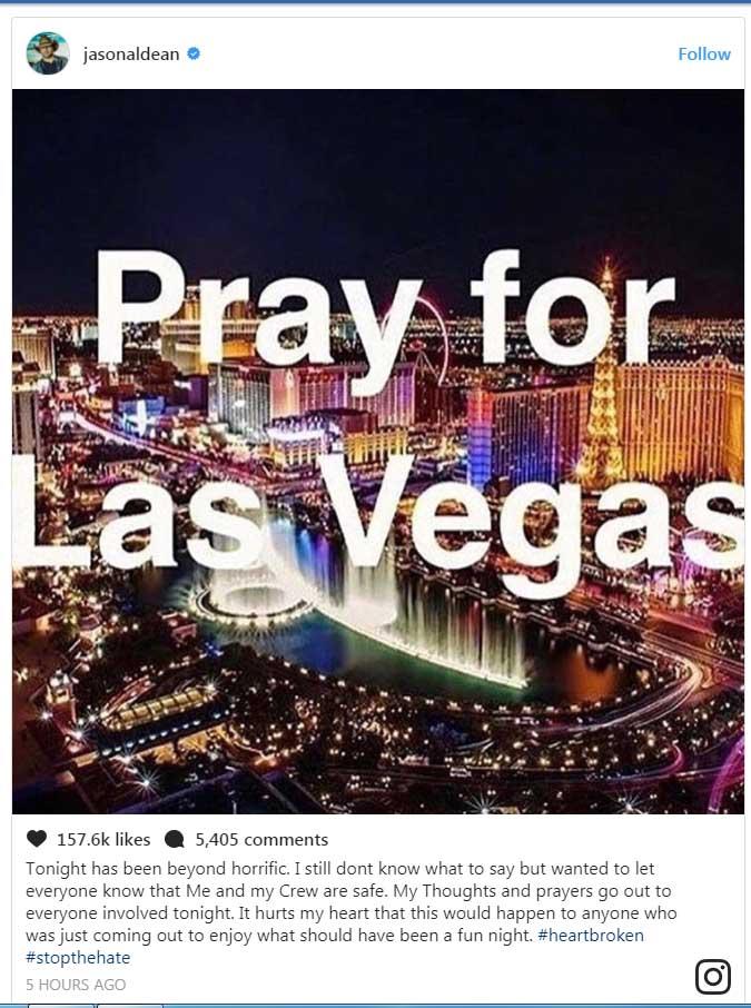 Jason Aldean Las Vegas