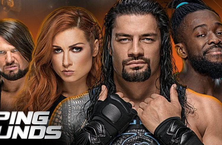 WWE's 'Stomping Grounds' Struggles To Sell Ahead of 2019 Event