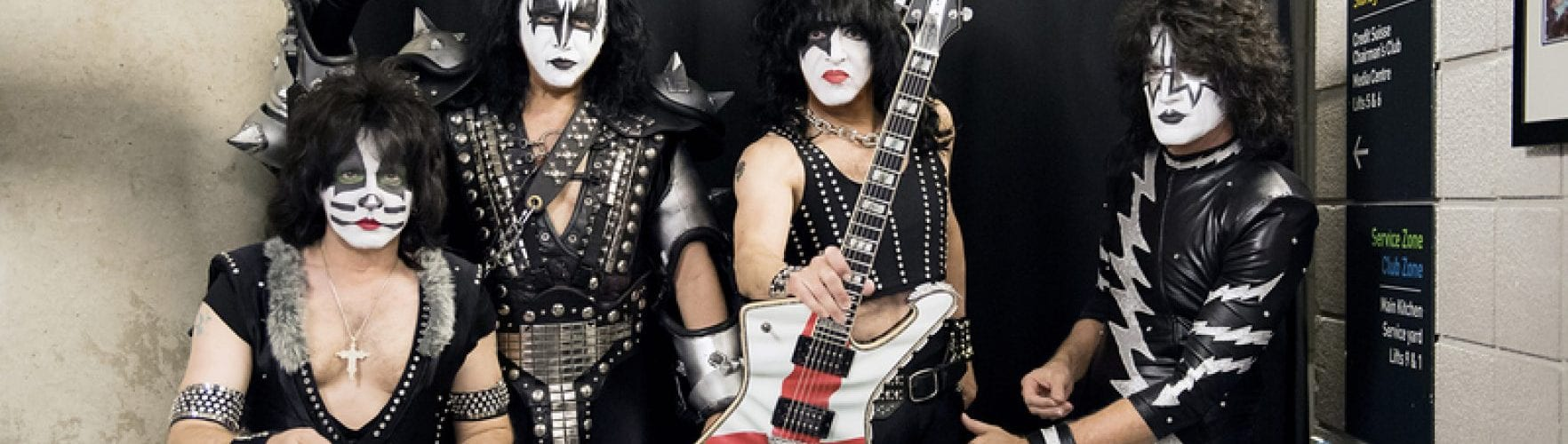 Kiss Joins AFC, NFC Games On Tuesday Best-Sellers