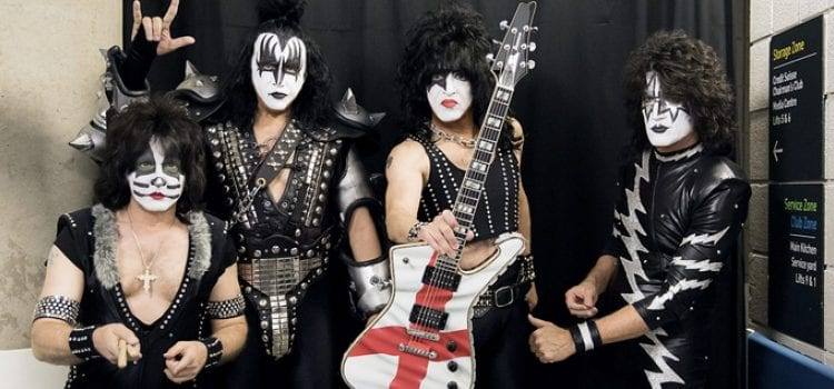 Image result for KISS the band 2018