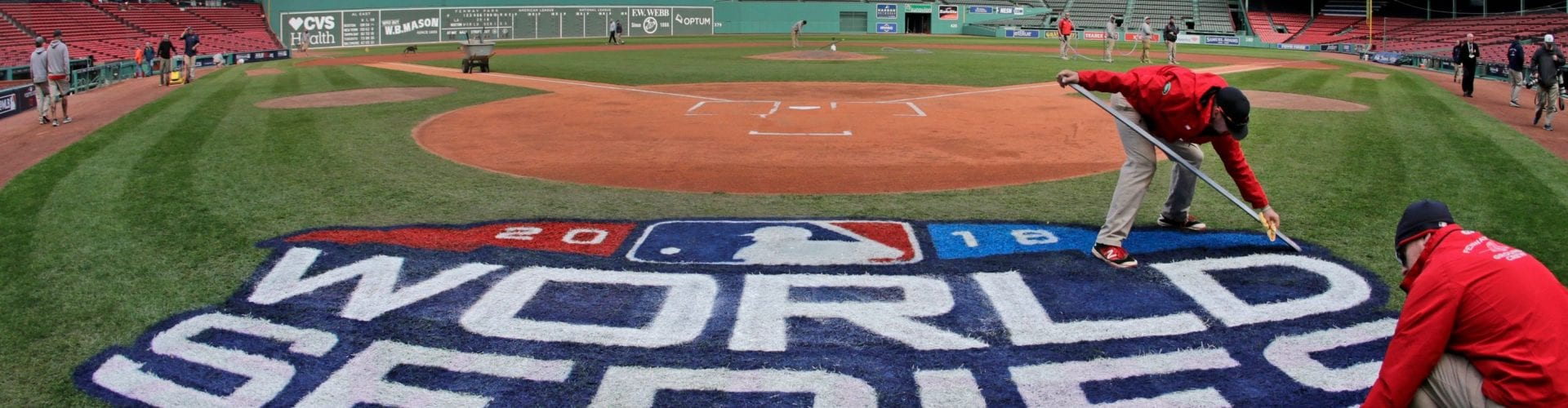 World Series Dominates Mid-Week Best-Selling Events