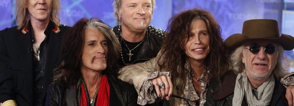 Aerosmith Vegas Residency, Kaskade NYE Show Lead Wednesday Onsales